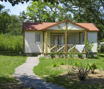 chalet standard camping pays basque