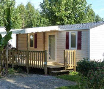 mobil home 4 pers couv camping hendaye